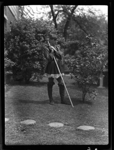 item thumbnail for Jack Ward, 1940 [2]