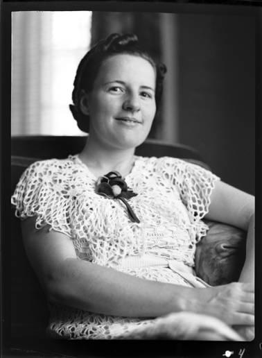 item thumbnail for Nettie Ratcliffe, 1938
