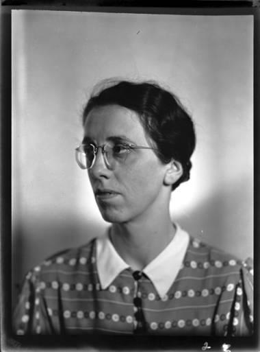 item thumbnail for Marguerite Laughlin, 1938