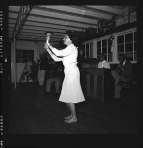 item thumbnail for Lake Coeur D'Alene (Idaho), people dancing, 1959 [1]