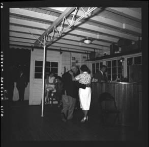 item thumbnail for Lake Coeur D'Alene (Idaho), people dancing, 1959 [2]