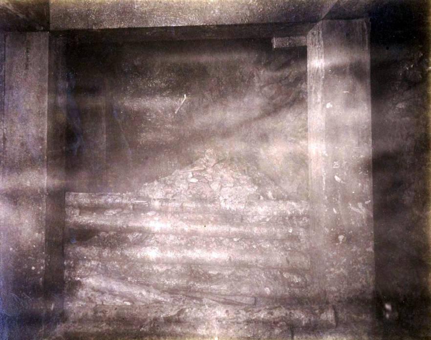 item thumbnail for Anaconda Mine 1000 ft. level West [no. 1172]