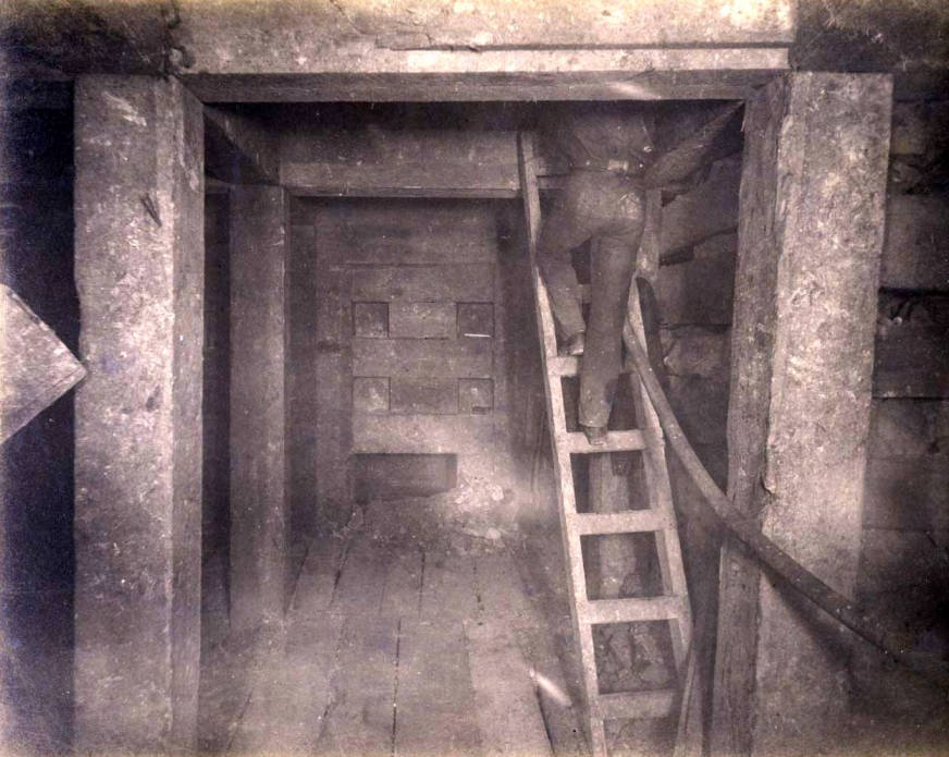 item thumbnail for High Ore Mine 400 ft. level West [no. 1196]