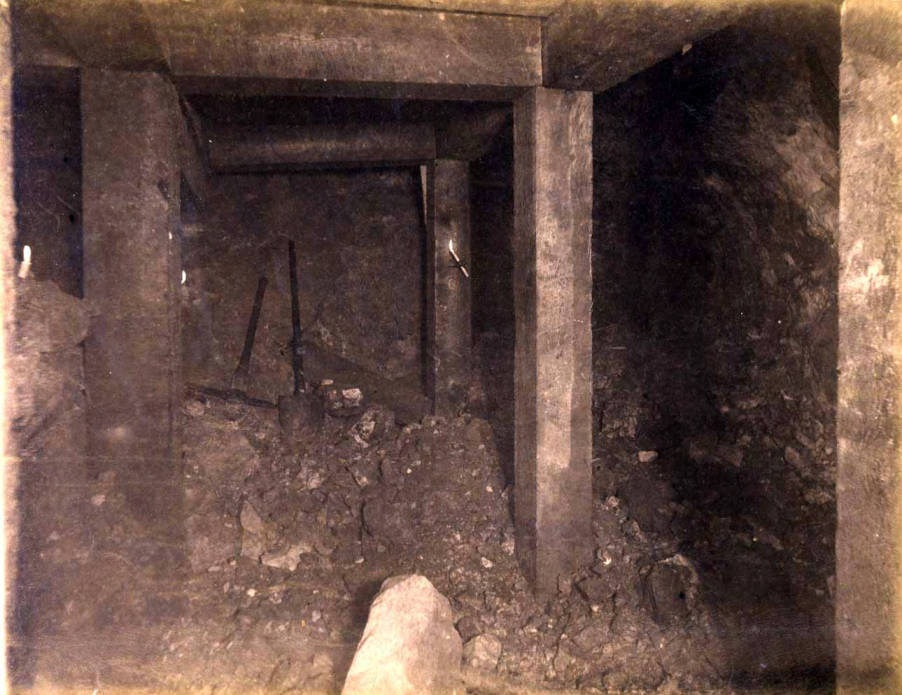 item thumbnail for High Ore Mine 500 ft. level West [no. 1204]