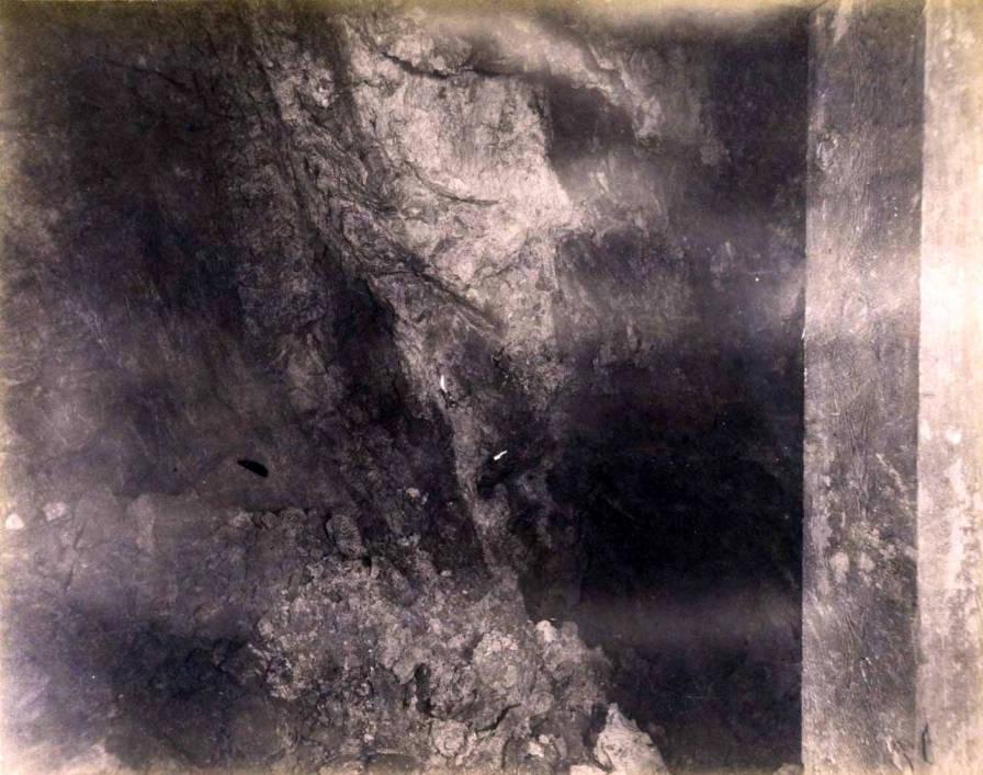 item thumbnail for High Ore Mine 400 ft. level East still floor [no. 1211]