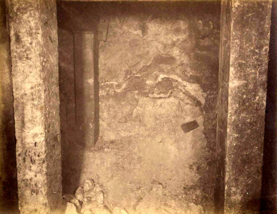 item thumbnail for Mountain Consolidated Mine 200 ft. level East sill floor [no. 1234]