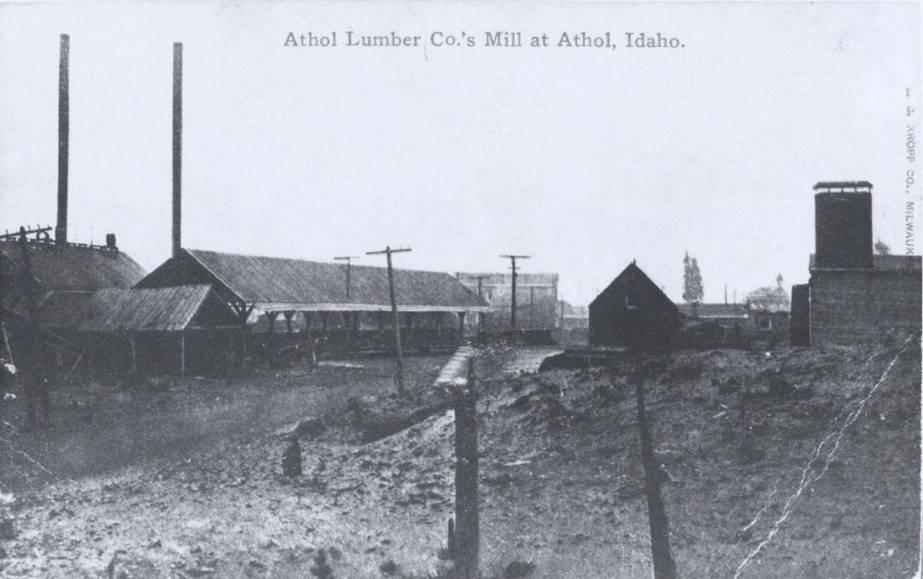 item thumbnail for Athol Lumber Company