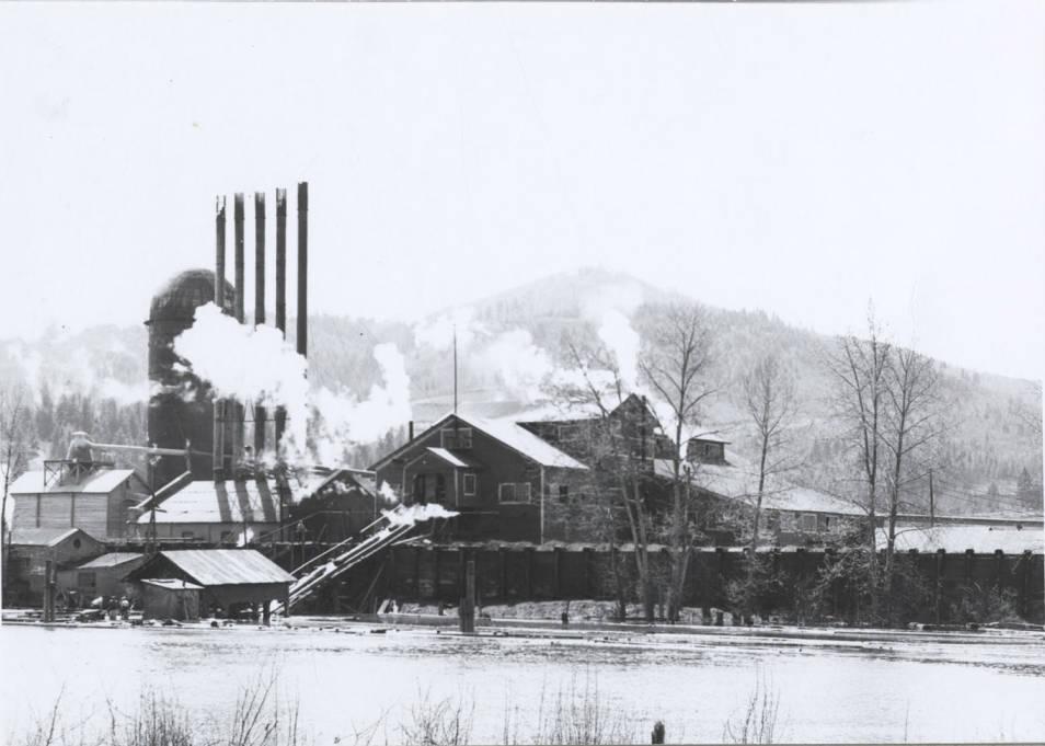 item thumbnail for St. Maries Lumber Company Sawmill