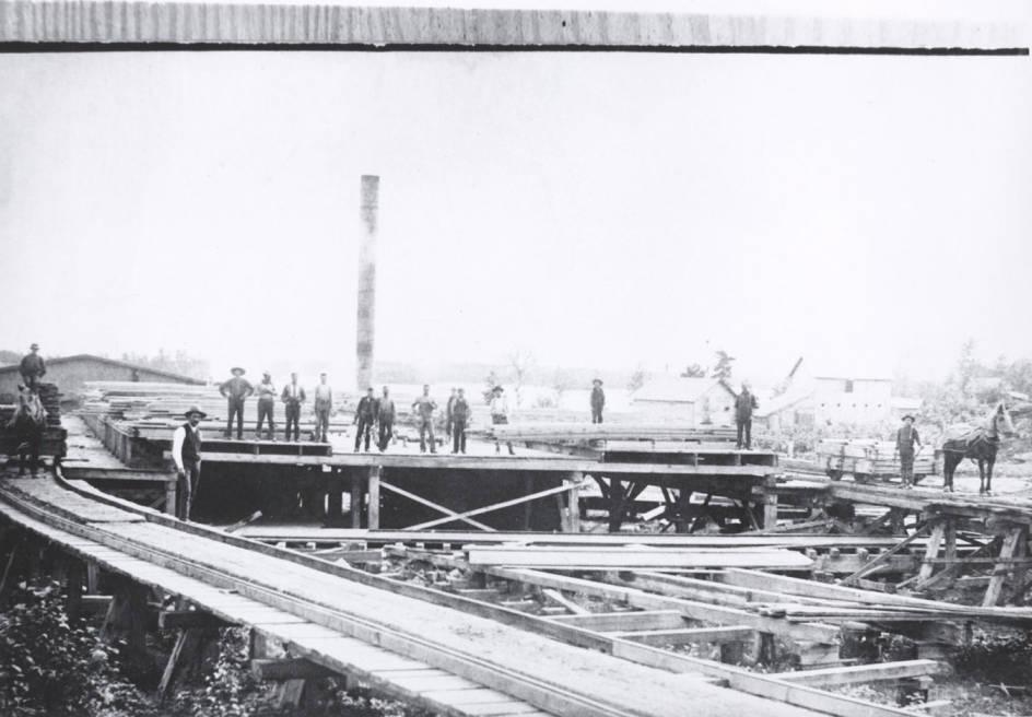 item thumbnail for Coeur d'Alene Lumber Company Sawmill [02]