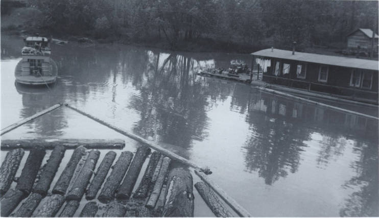 item thumbnail for Tugboat Towing Logs [01]