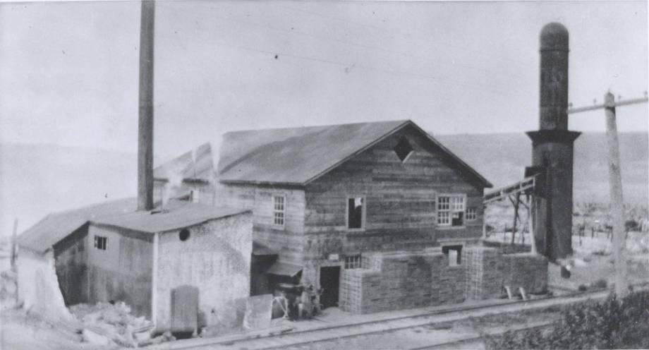item thumbnail for Herman Laumeister Shingle Mill