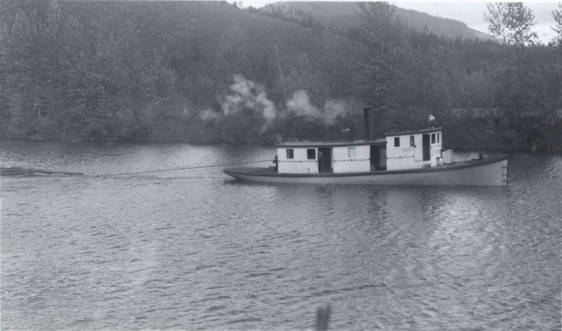 item thumbnail for Tugboat 'Coeur d'Alene' [02]