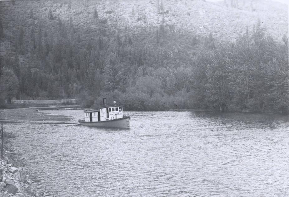 item thumbnail for Tugboat 'Coeur d'Alene'  [03]