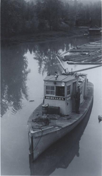 item thumbnail for Tugboat 'Hercules' [04]