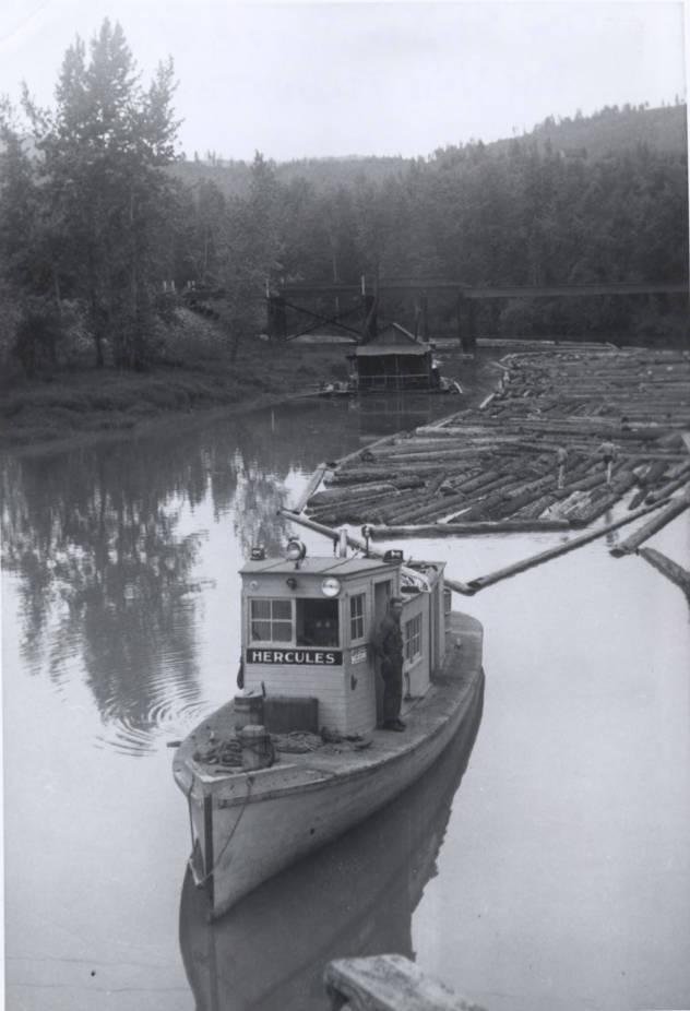 item thumbnail for Tugboat 'Hercules' [01]