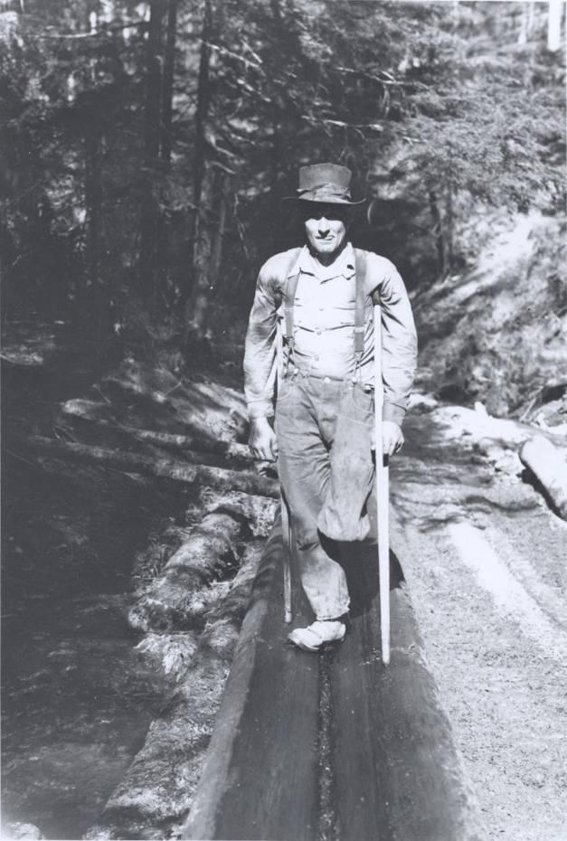 item thumbnail for One Legged Lumberjack