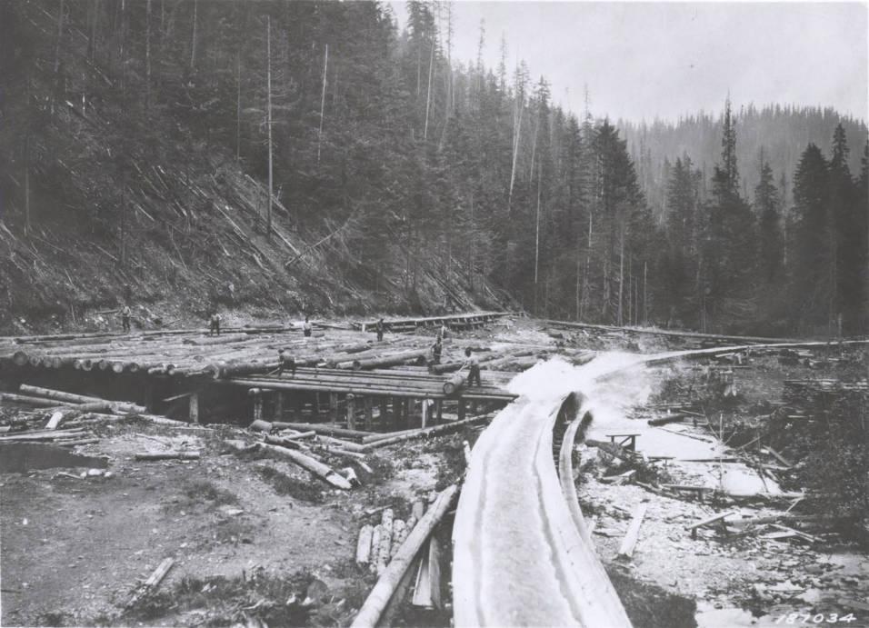 item thumbnail for Skookum Creek Flume