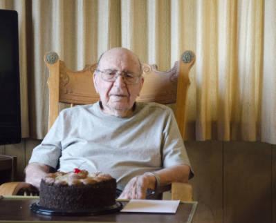 Calnon 95th Birthday