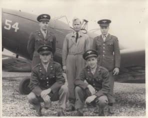 B17 Crew Portrait