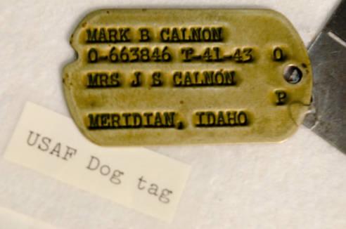 USAF Dog Tag (Calnon)