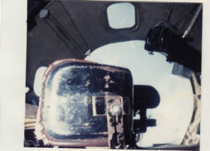 B17 Gun Seat