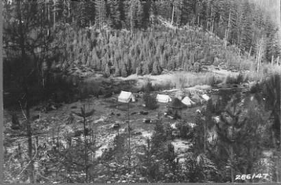 &#34;View of the Sands Creek administration site&#34;<br&gt;318